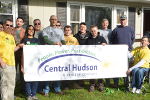 Central Hudson supports Rebuilding Together