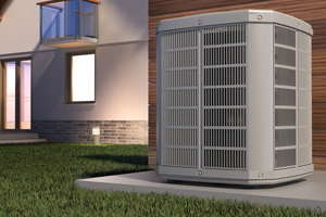 Air-source heat pump