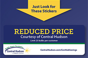 Central Hudson Reduced Price Tag